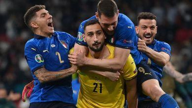 Ιταλία: Το μεγάλο «ριφιφί» μέσα στο Wembley με υπογραφή Donnarrumma