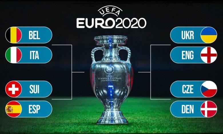 Euro 2020: Απόψε η πρεμιέρα της προημιτελικής φάσης