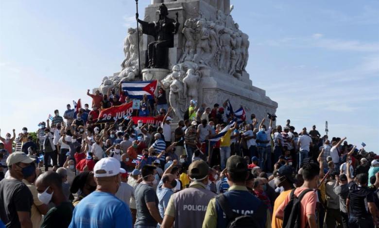 Κούβα: Ιστορικό χαμηλό για την οικονομία εν μέσω αντικυβερνητικών διαδηλώσεων