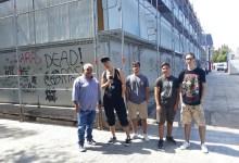 Τριήμερο Φεστιβάλ Graffiti στα Άνω Λιόσια