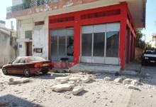 Κρήτη: Ένας νεκρός και μεγάλες ζημιές από τα 5,8 Ρίχτερ