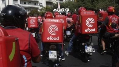E-food: Μοτοπορεία εργαζομένων στα γραφεία της εταιρείας και απόφαση για 24ωρη απεργία