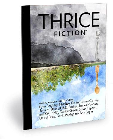 Thrice Fiction Magazine No. 2