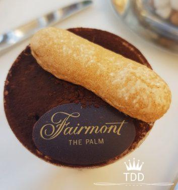 Tiramisu Dessert Dubai Afternoon Tea