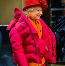 Queen Elizabeth Meme Chav