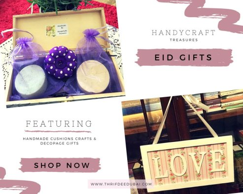 Handycraftstreasures Etsy Shop Eid Gifts Thrifdeedubai