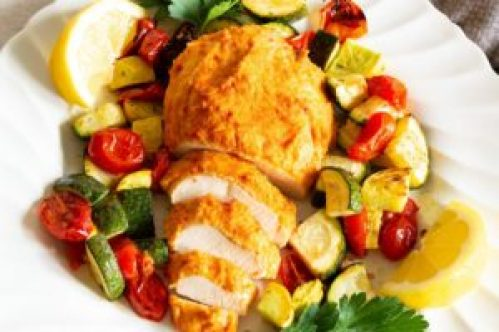 Hummus Baked Chicken The Simple Supper Recipe