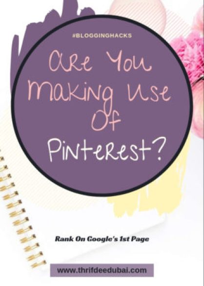 Pinterest Blogging Hacks Tricks Tips Google Ranking Traffic SEO Website Optimization Alt Keywords