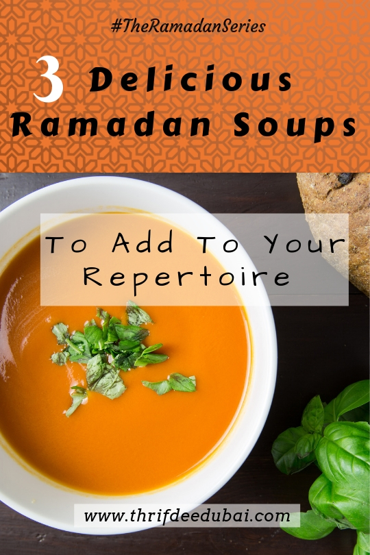 Ramadan Soup Recipes Healthy Low Fat Meals Shorba Corba Chorba iItar Diet Ideas  Islam Ramadan Muslim