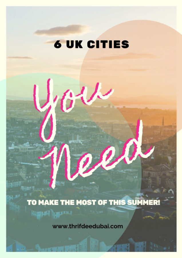 The Best UK Cities You Need To Make The Most Of This Summer on a budget. Frugal travel, Money Saving Travel, Kids, Lifestyle, Family English Cities Holiday Summer Holidays