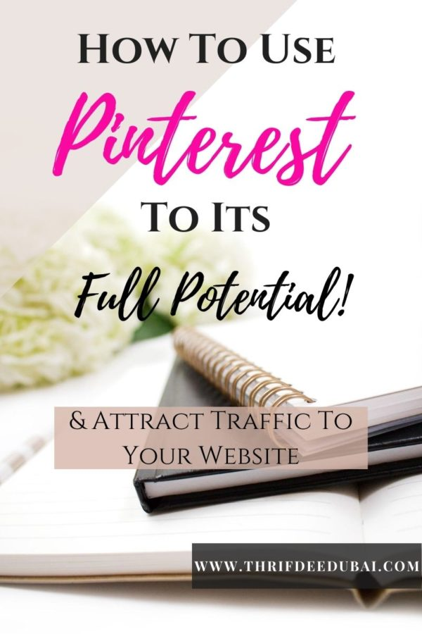 Using Pinterest to its full potential, getting website traffic & generating sales. Work from home, Make money online. Blogging, Online business, Marketing