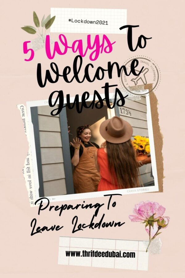 The best ways to welcome new guests after Lockdown, Guests, Sleepover, Covid, Houseguests, DIY, Home improvement,