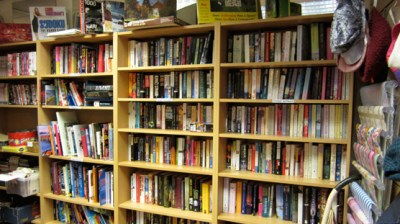 Image result for charity shop books