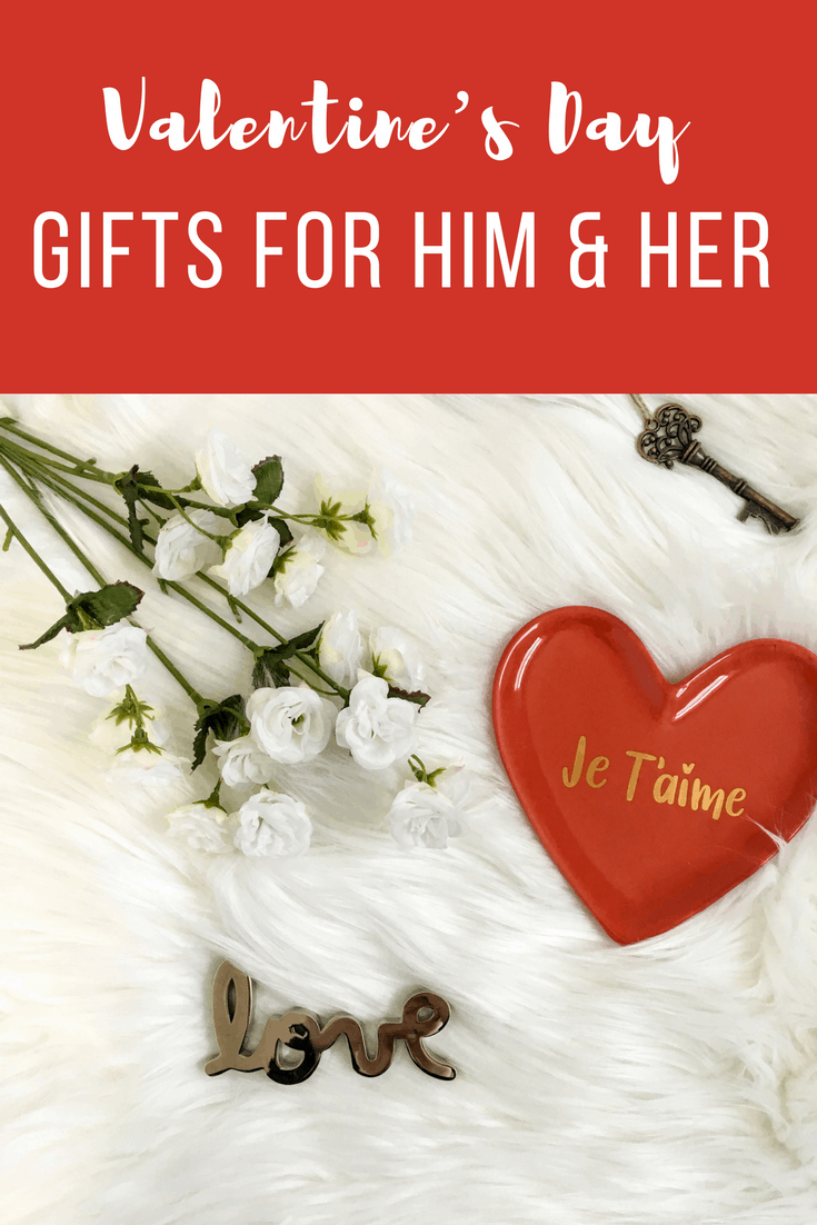 Valentine's Day Gifts For Him And For Her | Thrifted & Taylor'd | www.ThriftedandTaylord.com