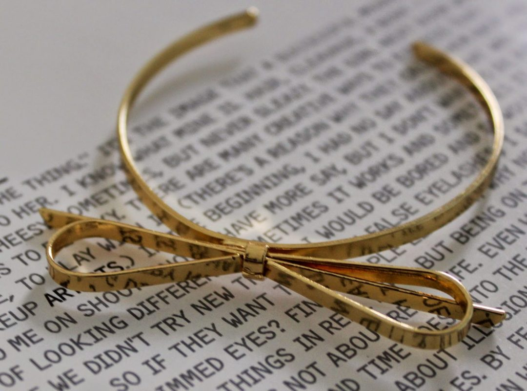 kohls-clearance-bow-bracelet
