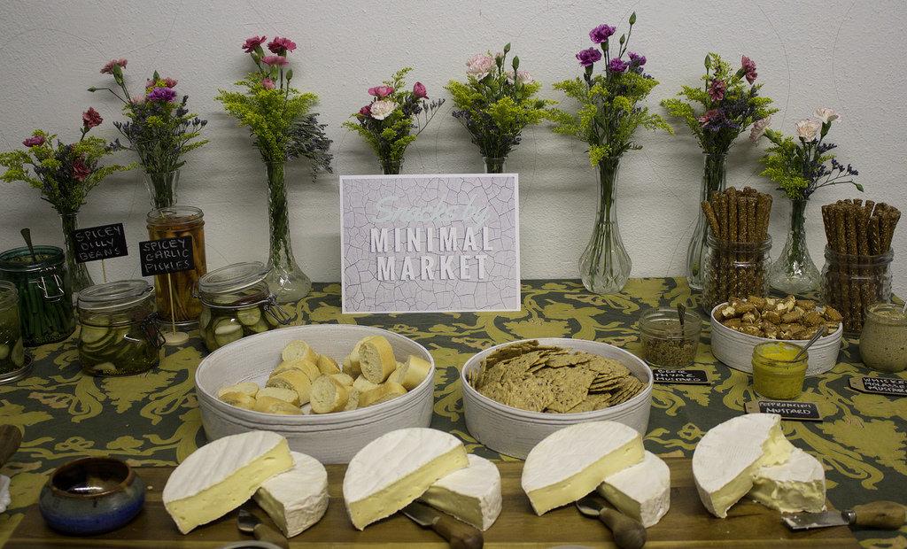 minimal market food