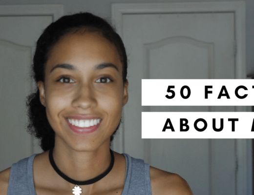50-facts-about-me