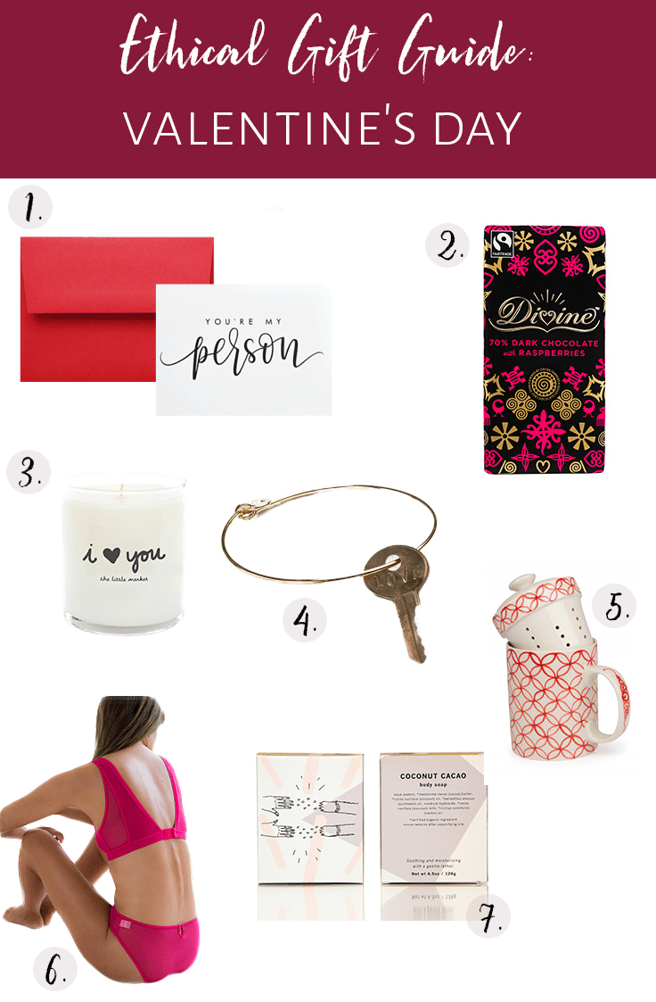 ethical valentine's day gift guide for her under $30