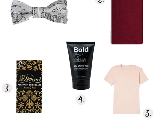 ethical valentine's day gift guide for him