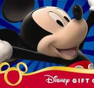 Ended – $100.00 Disney Gift Card Giveaway ends 4/12
