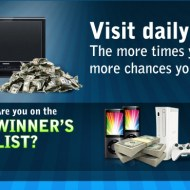 Fingerhut 2013 TV Sweepstakes ends 5/31