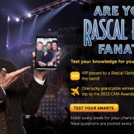 Farmers Insurance Rascal Facts Sweepstakes ends 10/14
