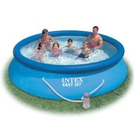 Thrifty 4nsic Gal's Intex Easy Set Round Pool Set Giveaway