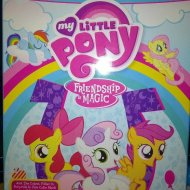 MY LITTLE PONY-FRIENDSHIP IS MAGIC: ADVENTURES OF THE CUTIE MARK CRUSADERS DVD Review