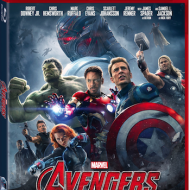 MARVEL'S AVENGERS: AGE OF ULTRON On Digital 3D, Digital HD and Disney Movies 9/8