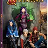 Descendants Now Available on Disney DVD