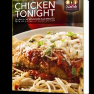 FREE – Chicken Recipe BOOK!  Lots of Delicious EASY Recipes!