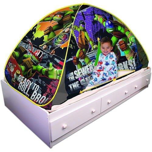 Playhut Teenage Mutant Ninja Turtles Bed Tent Playhouse
