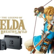 Nintendo Switch Console Sweepstakes