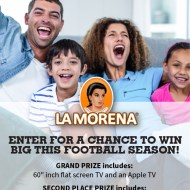 #VivaLaMorenaSweepstakes Over $4,000 in Prizes Sweepstakes
