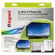 Legrand In-Wall TV Power Kit