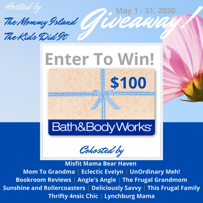 Bath & Body Works Gift Card Giveaway