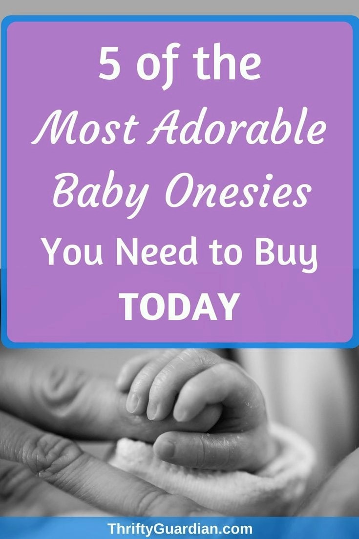Check out my top picks for the most adorable baby bodysuits I've seen online recently. Warning: Baby fever is bound to happen after seeing these!! #babyclothes #onesie #adorableonesies #cutebabyclothes #babybodysuits #parenting #kidsclothes #baby #babies #babyshower #giftideas #babyshowergift