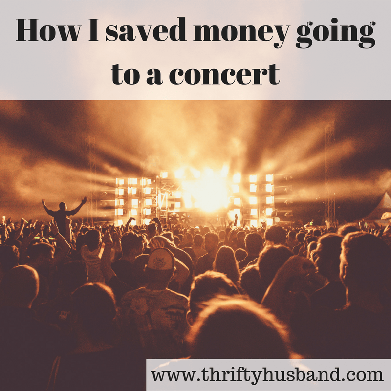 how-i-saved-money-going-to-a-concert