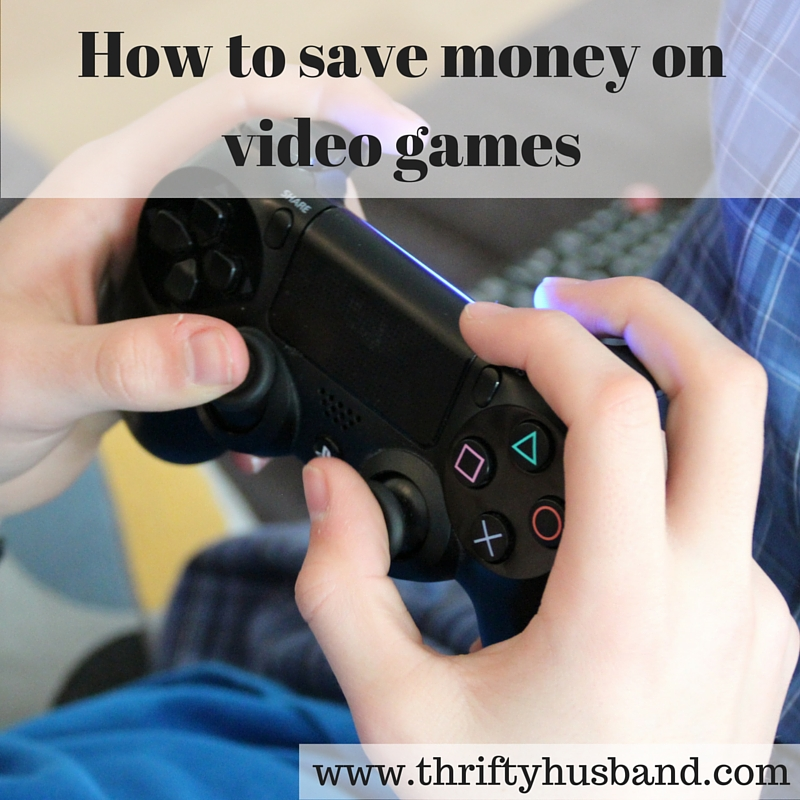 How to save money on video games