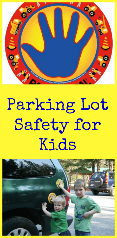 Parking Lot Safety for Kids