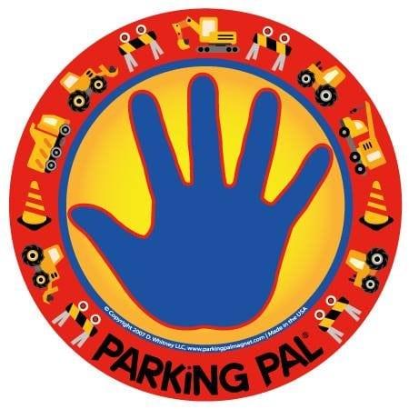 Parking Pal Magnet Kids Parking Lot Safety