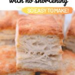 easy biscuits no shortening