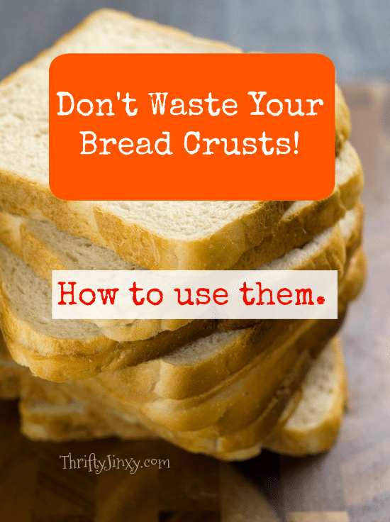 Don't waste your bread crusts! Use these helpful tips to learn how to store them and how to use them up in yummy recipes.