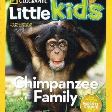 National Geographic Little Kids Magazine Subscription Offer