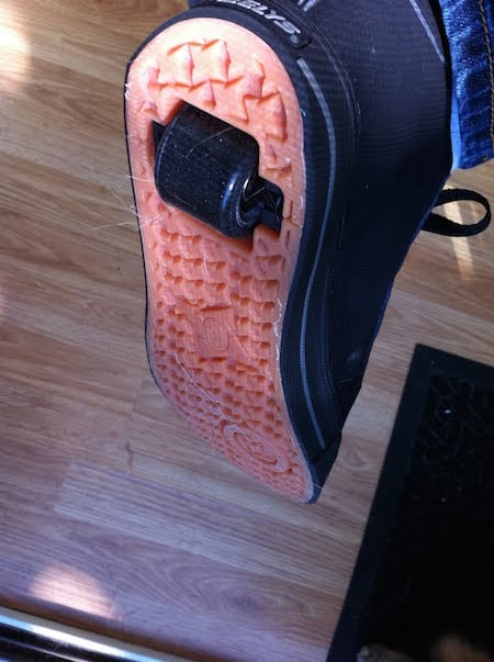 Heelys Wave Shoe Bottom Wheel