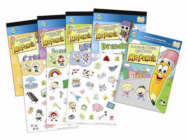 LeapFrog Tag Learn To Write & Draw