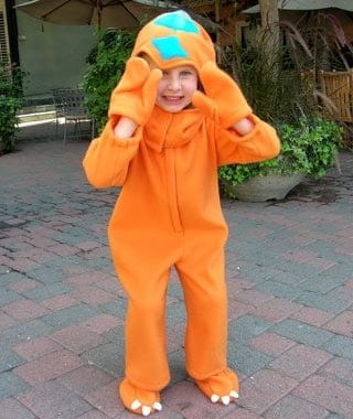 Make Your Own Buddy Costume