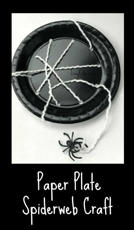 Paper-Plate-Spiderweb-Craft