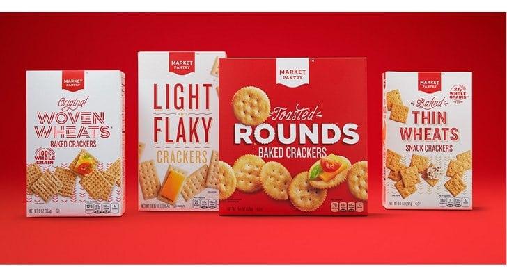 Target Market Pantry Snacks