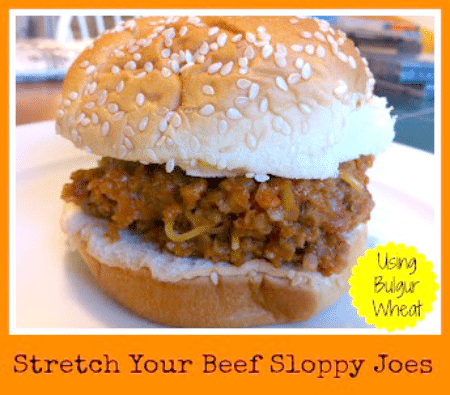 bulgur-sloppy-joes